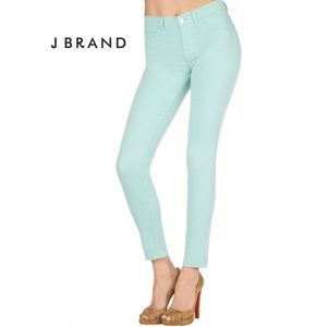 J BRAND 🇺🇸 Skinny Leg Jeans in Juniper Green 26